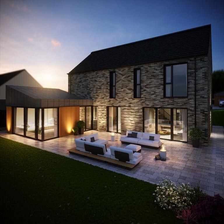 Large Luxury New Construction Homes: Assetz Capital Supports Construction Of Luxury Holywood Homes