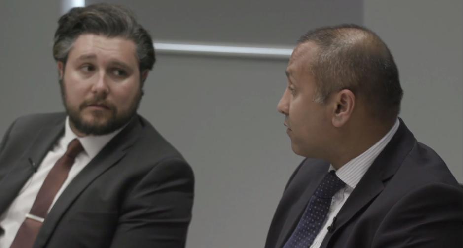 Ranjeev Kumar, partner at Watson Farley & Williams
