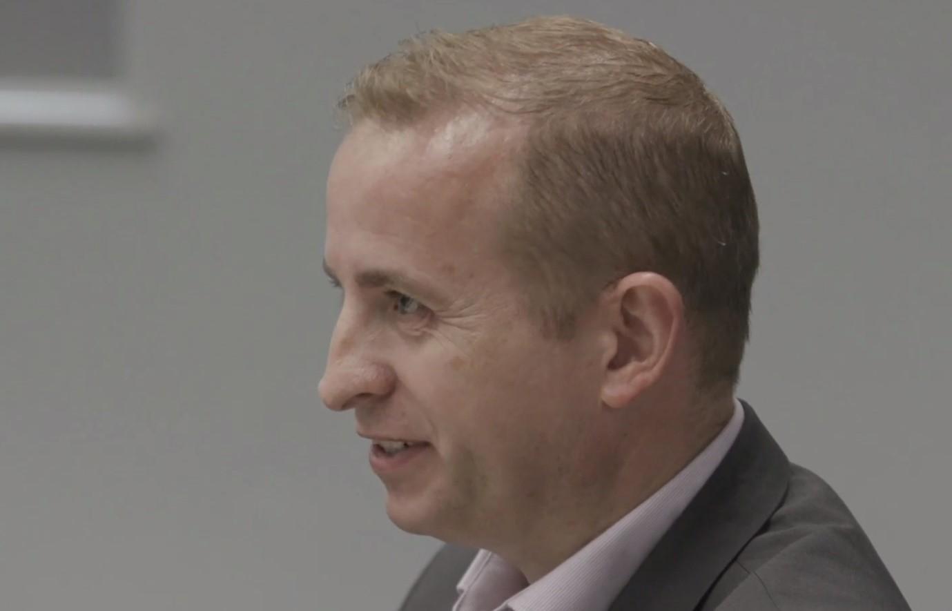 Simon Knowles, head of property development at Aldermore