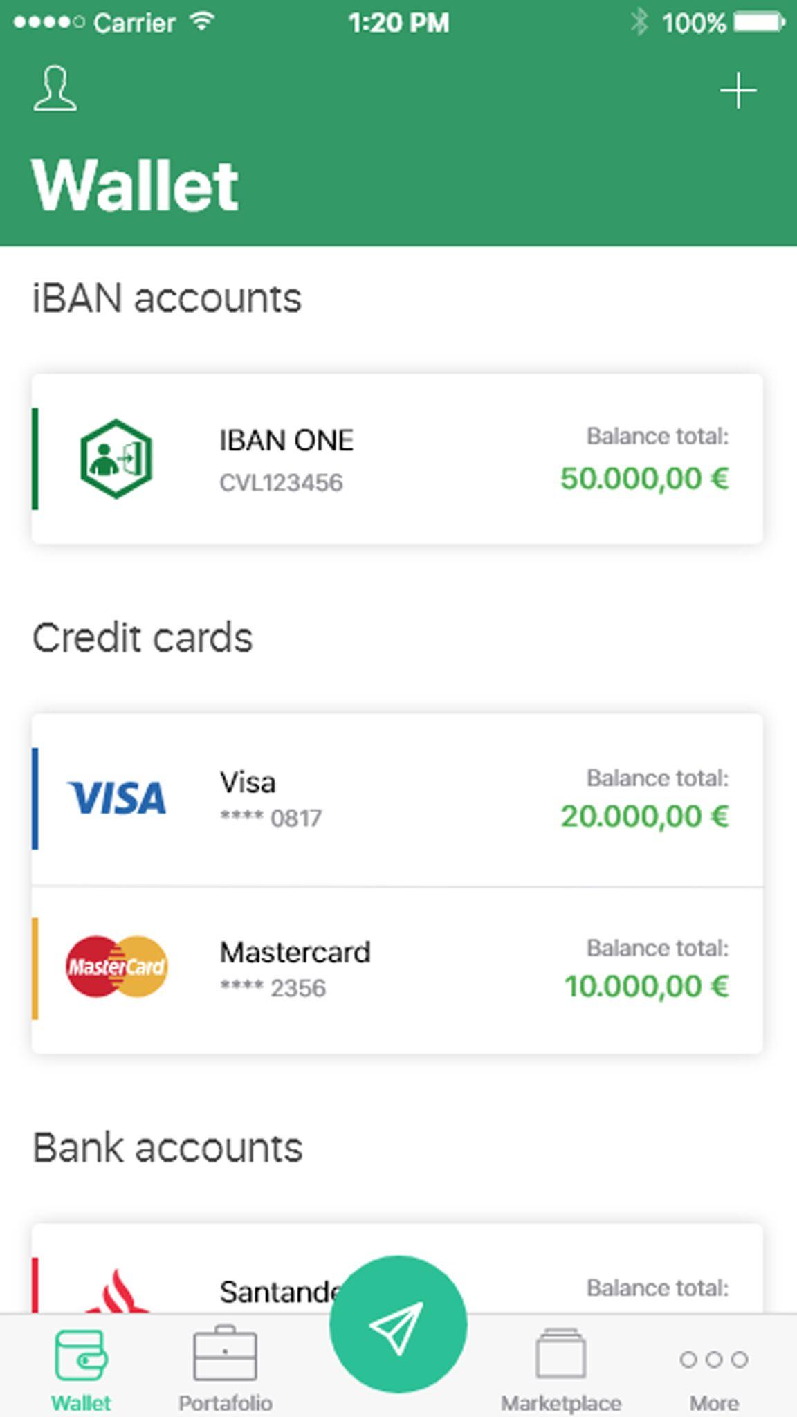 Iban Bank