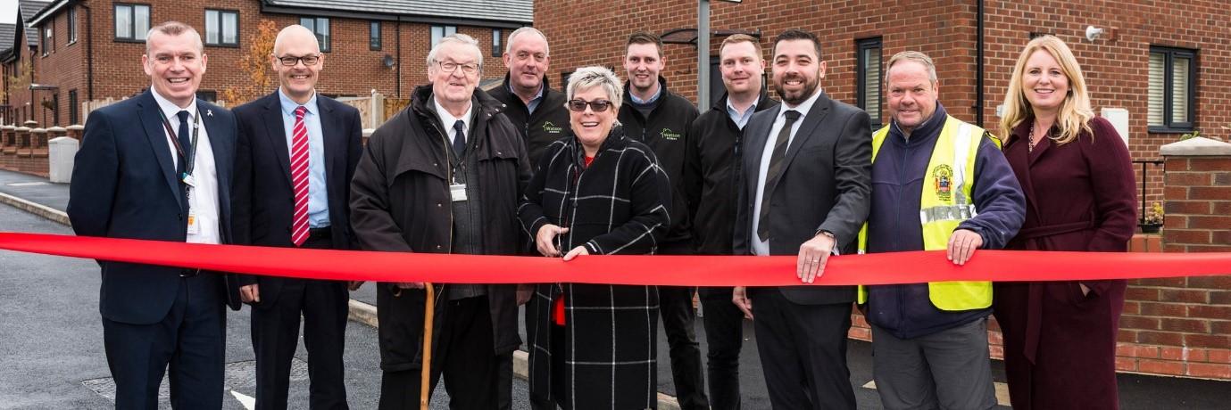 Former Salford Reds rugby ground regeneration completed