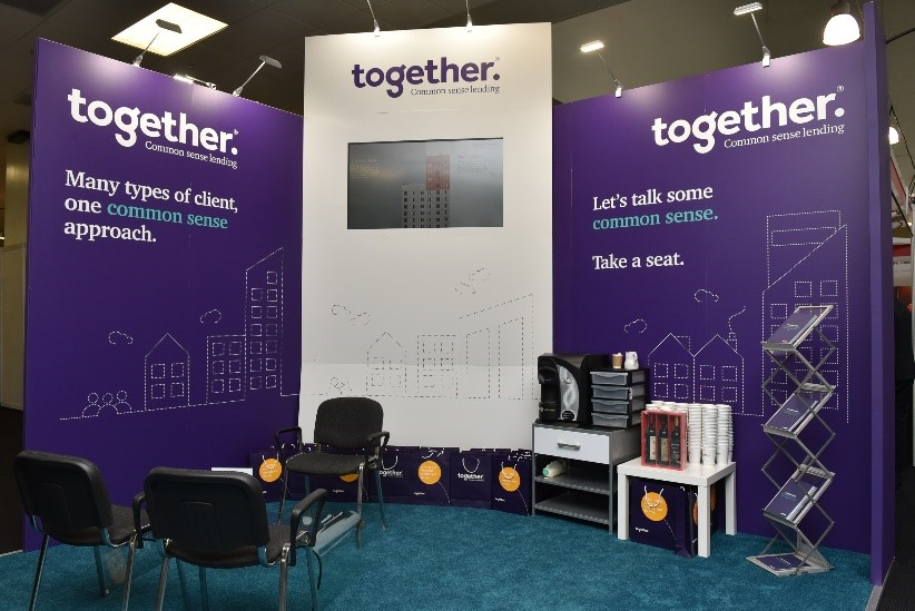 Together stand FP Show